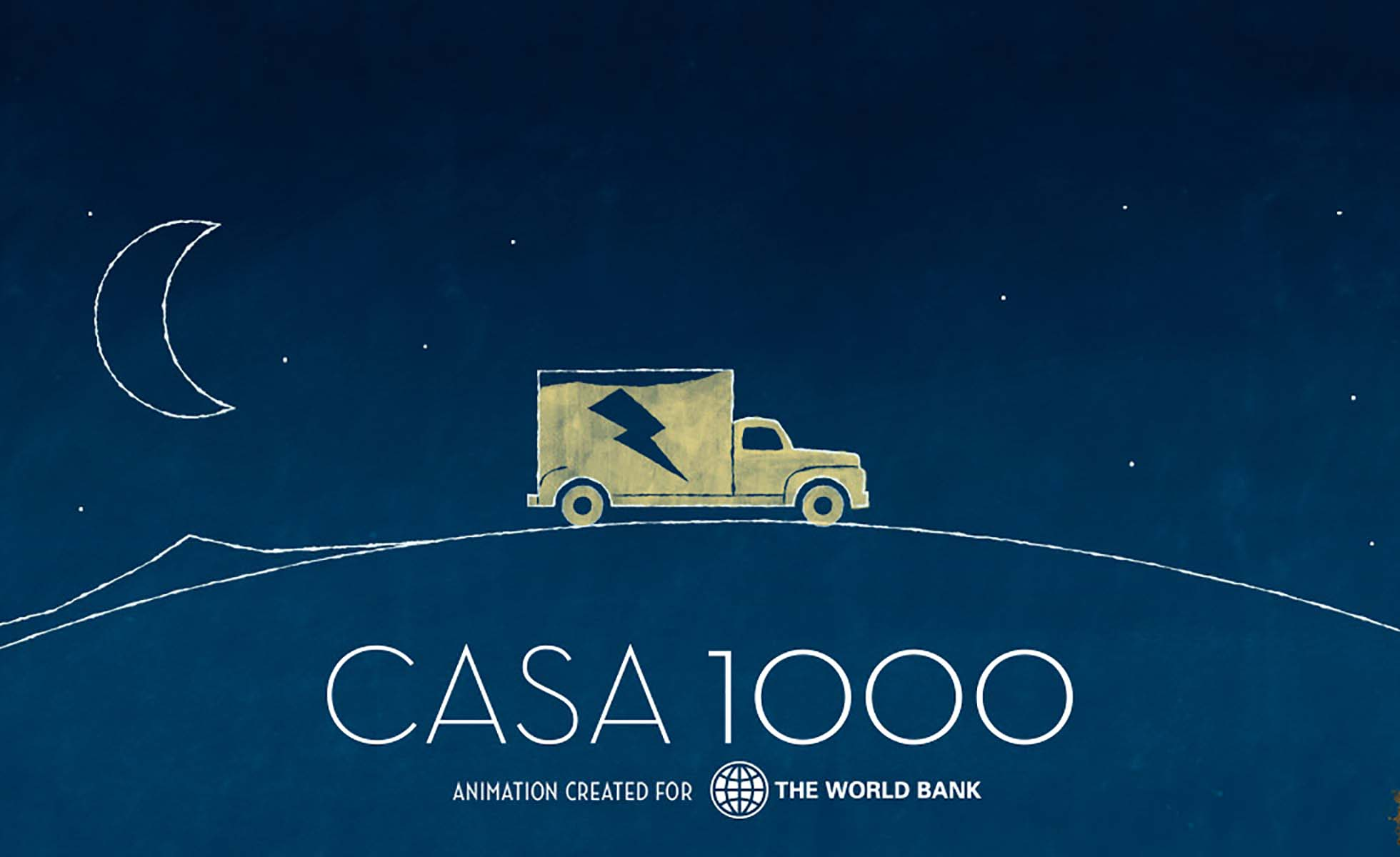 Casa 1000 animation created for the World Bank