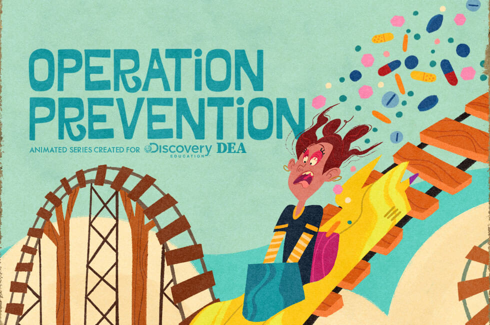 Discovery Education DEA Operation Prevention